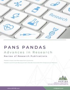 ASPIRE-PANS-PANDAS-Studies-Recent-cover-page
