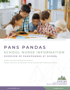 ASPIRE School Nurse Packet cover picture
