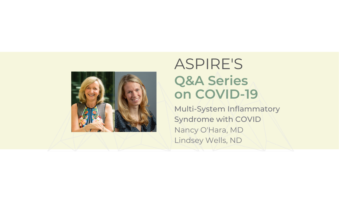 Multi-System Inflammatory Syndrome with COVID