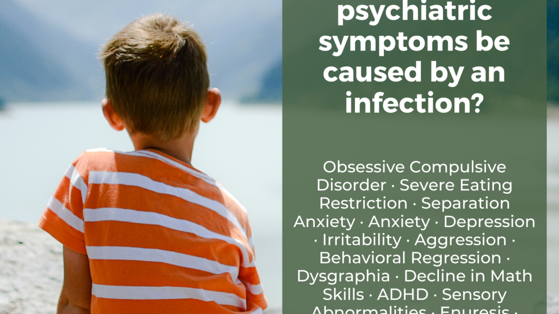 Flyer/Poster – Could Psychiatric Symptoms be Caused by an Infection