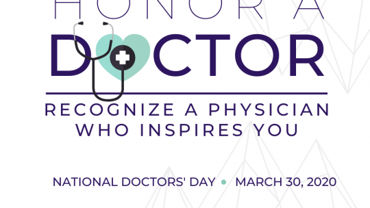 Celebrating Doctors' Day