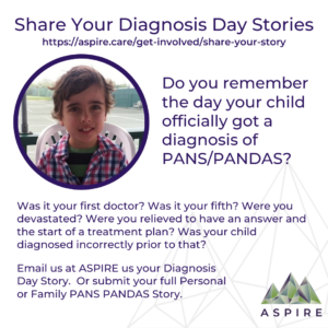 PANS PANDAS Diagnosis
