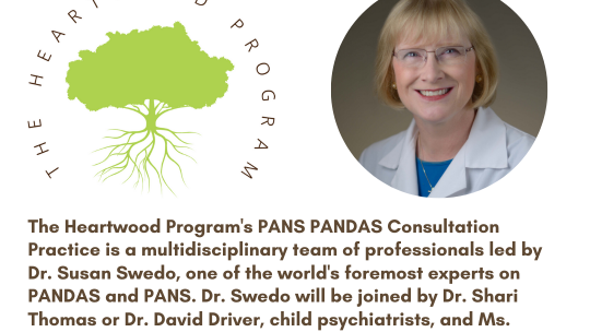 The Heartwood Program for PANS PANDAS