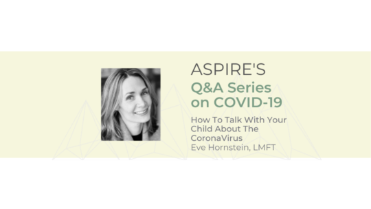 COVID-19 How To Talk With Your Child About The Virus