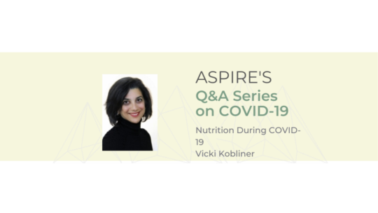 COVID-19 Nutrition for a Healthy Quarantine Diet
