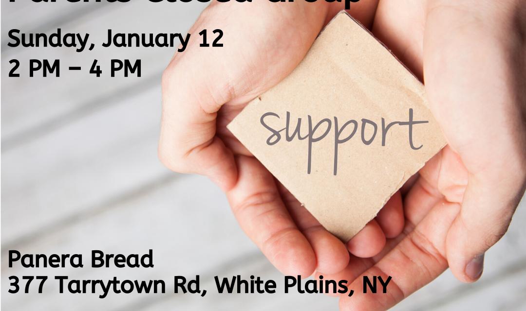 NY/NJ/CT PANS/PANDAS Support Meet Up Group