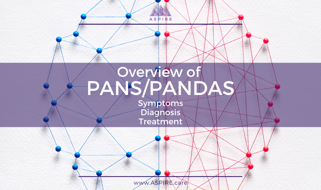 Packet  – ASPIRE Overview of PANS PANDAS Information