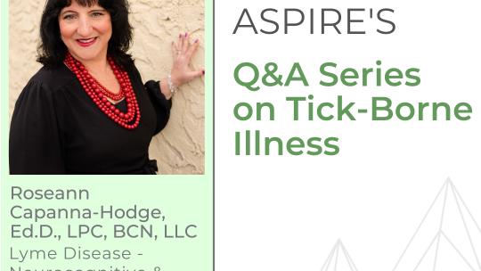 Lyme Disease – Neurocognitive & Neuropsychiatric Symptoms – Dr. Capanna-Hodge