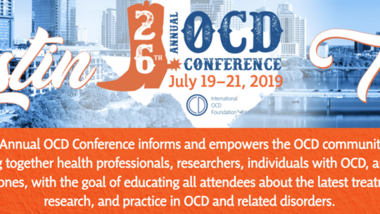 26th Annual OCD Conference