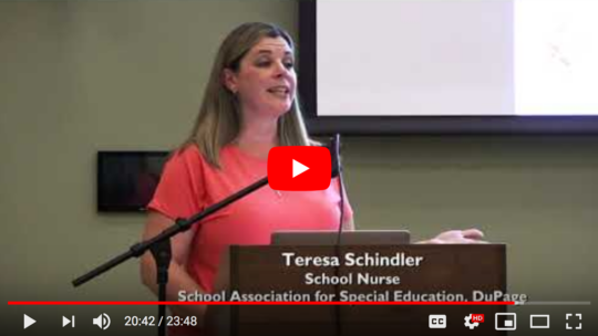 Supporting the Child with PANDAS/PANS in School by Jessica Gerdes