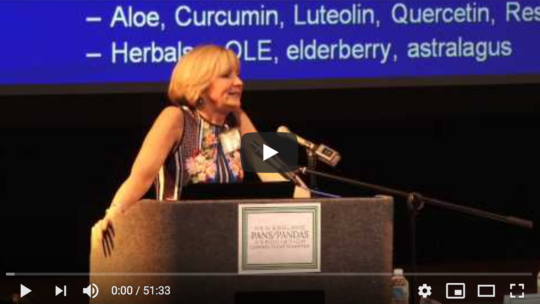 Dr. Nancy O'Hara – NEPANS – Connecticut Conference 2015