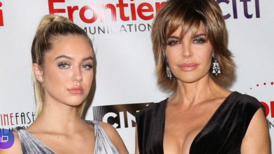 Lisa Rinna Says Daughter Delilah Belle's Mental Health Issues Were Caused by a Childhood Infection