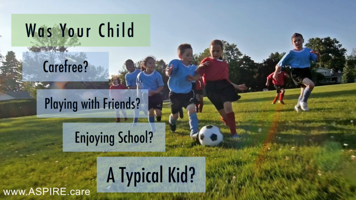Video – Was your kid a typical kid? Consider PANS PANDAS