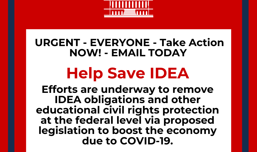 Protect IDEA and Special Education
